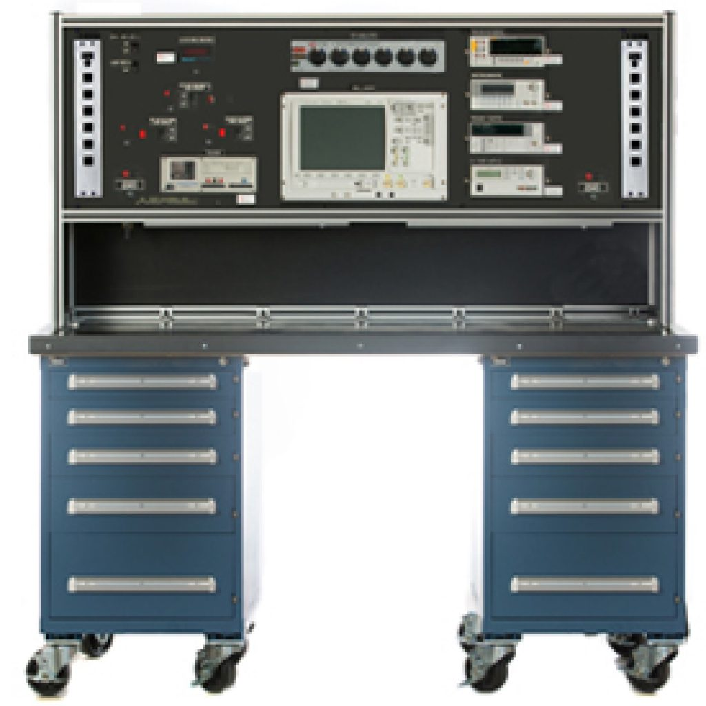 Electronic Test Benches : Jm test systems pinnacle power sales
