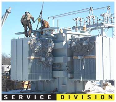 Sunbelt Transformer Pinnacle Power Sales